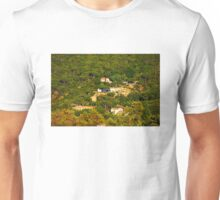 Rural landscape south of Saint Tropez, View from Gassin, FRANCE Unisex T-Shirt