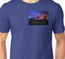 Serenity Prayer Spring Sunrise 2 Unisex T-Shirt