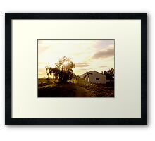 Morgenzon 3 Framed Print