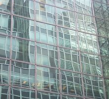 Reflections of New York by Nella Khanis