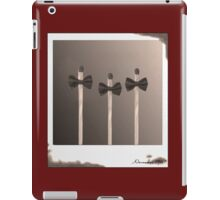 Pictures of Matchstick Men iPad Case/Skin