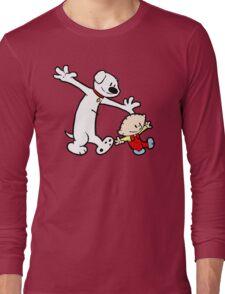 Stewie and Brian (C & H) Long Sleeve T-Shirt