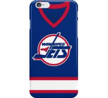 Winnipeg Jets 1990-96 Away Jersey iPhone Case/Skin