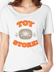 Toy Store! Women's Relaxed Fit T-Shirt
