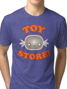 Toy Store! Tri-blend T-Shirt