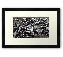 The Whole Wow Framed Print