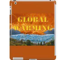 Fire & Ice - Global Warming iPad Case/Skin