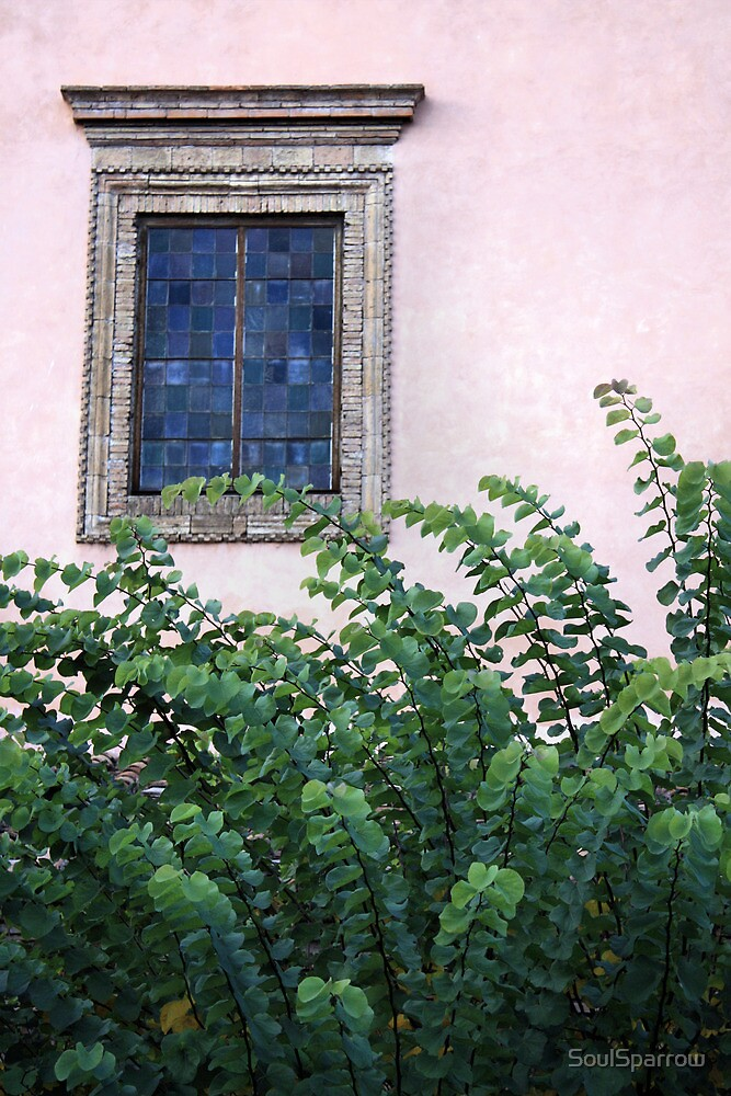 Leafy excursion by SoulSparrow