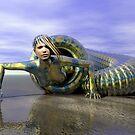 Nautilus by Sandra Bauser Digital Art