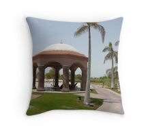 Middle Eastern Promise  Throw Pillow