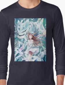 Pokemon - Jasmine - Steelix Long Sleeve T-Shirt