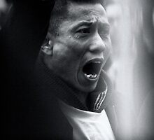 cry freedom (6x6) by Umbra101