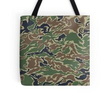 CAMOUFLAGE-WOODLAND 2 Tote Bag