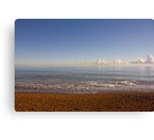 Cloud and Sea. Canvas Print