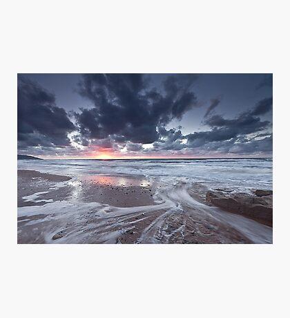 Inverness Sunset Photographic Print