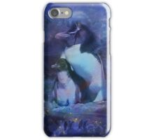 Exotic Penguins in Tuxedos iPhone Case/Skin