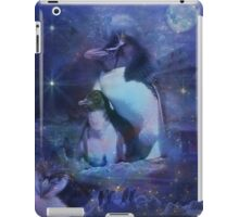 Exotic Penguins in Tuxedos iPad Case/Skin