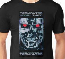 Terminator T-800 Endoskeleton Unisex T-Shirt