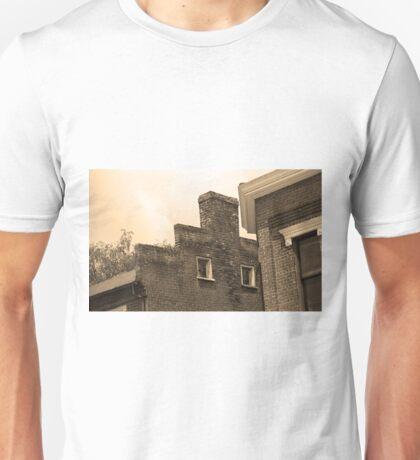 Jonesborough, Tennessee - Small Town Architecture Unisex T-Shirt