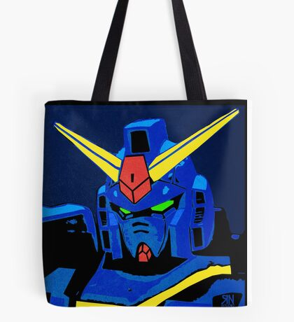 Gundam Mk-II (Titans Ver.) Tote Bag