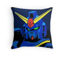 Gundam Mk-II (Titans Ver.) Throw Pillow