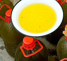 Moroccan Olive Oil by Skye Hohmann