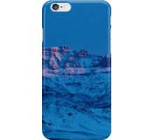Jim Mountain-Signed-#0265 iPhone Case/Skin