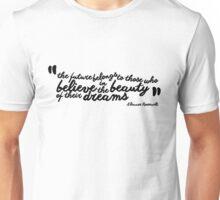 Eleanor Roosevelt Unisex T-Shirt