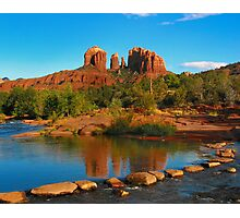 Cathedral Rock, Sedona Arizona Photographic Print