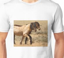Mares In Step-Signed-#9139 Unisex T-Shirt