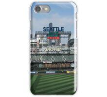 Seattle Home of Baseball Fever iPhone Case/Skin