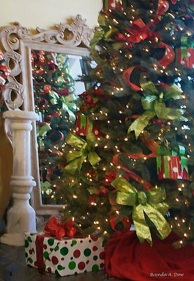Christmas Memories.............. by Brenda Dow
