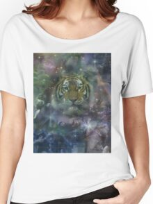 Beautiful Tiger   Women's Relaxed Fit T-Shirt