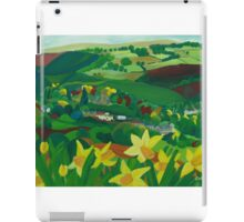 How green is my valley iPad Case/Skin