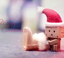 Merry Christmas Danbo! by Lady-Tori