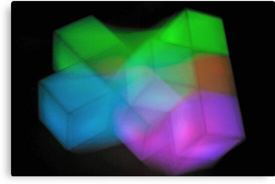 Tetris II by Fotofill