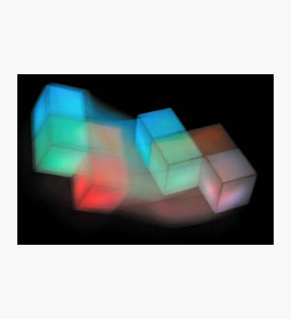 Tetris III Photographic Print