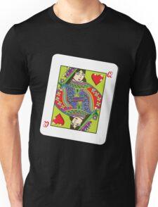 Poker card Unisex T-Shirt