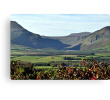 Anascaul Lake, Co. Kerry Canvas Print