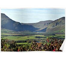 Anascaul Lake, Co. Kerry Poster