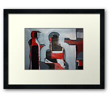 WRABA 30 Framed Print