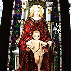 Madonna and child by SoulSparrow