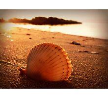 Beach Beauty Photographic Print