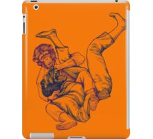 Martial Arts - Way of Life #7 iPad Case/Skin