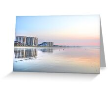 Tranquil morning... Greeting Card