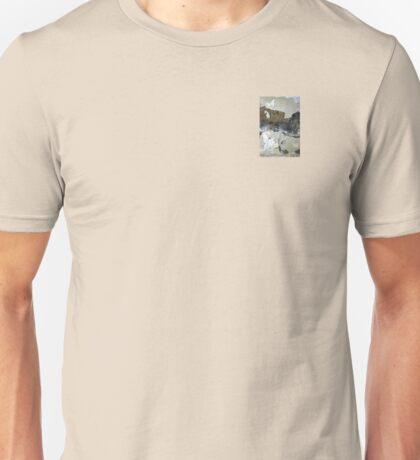 industrial urban wall: interprits rurality Unisex T-Shirt