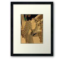 Patron Saint of Gorgeousness Framed Print