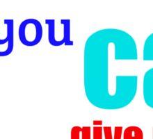 Lousy Message #2 Sticker