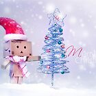 Merry Christmas Danbo II by Lady-Tori