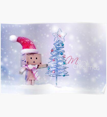 Merry Christmas Danbo II Poster